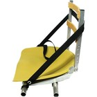 Wenonah Canoe CushGear Backsaver for the Bucket Seat