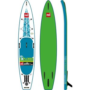 """Red Paddle Co 13'2"""" Explorer RSS - 2017"""