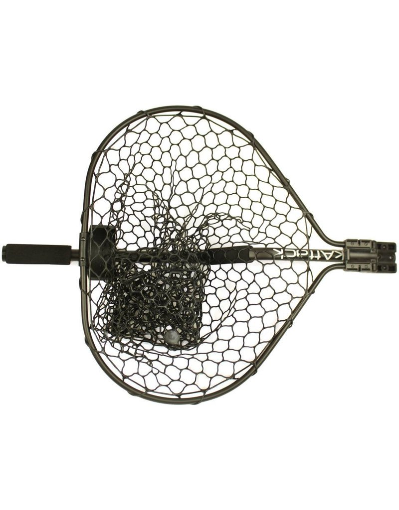 YakAttack Leverage Landing Net®, 20'' x 21'' Hoop with Foam Extension