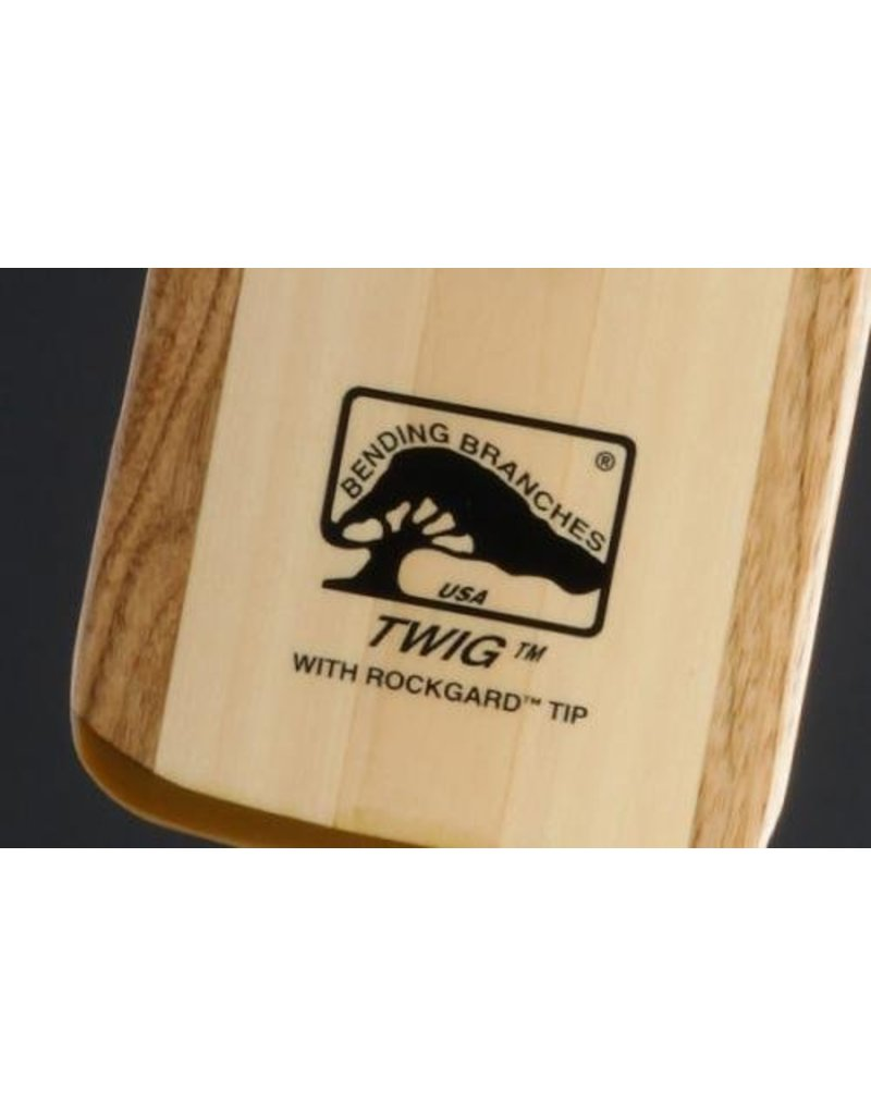 Bending Branches Kid's Twig Wood Canoe Paddle