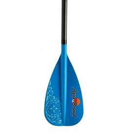 Aqua-Bound Freedom 85 Fiberglass Blue Blade 2pc SUP Paddle