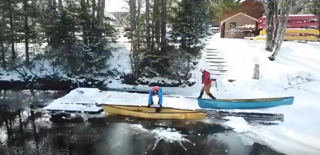 2018 Test paddles have begun!