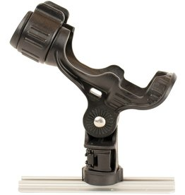 YakAttack Omega Rod Holder w/ LocknLoad Mounting System