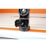 YakAttack Omega Rod Holder w/ LocknLoad Mounting System