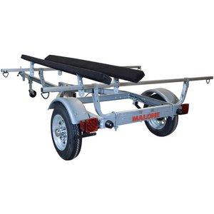 Malone MPG449 MicroSport Bunk Kit for 1 Kayak