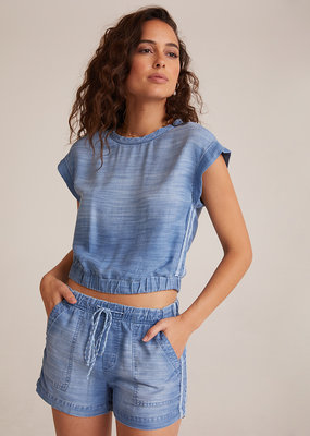 Bella Dahl Cap Sleeve Pullover