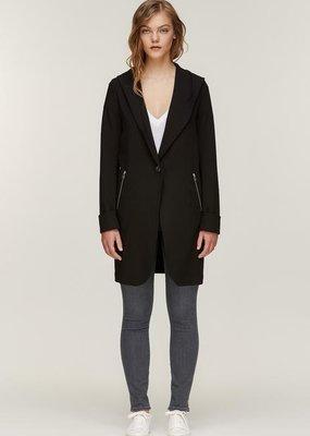Soia and Kyo Modena Drapy Coat