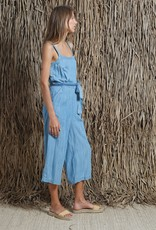 Indi and Cold Mono Chambray Jumpsuit