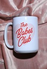 Brunette Showroom Mug