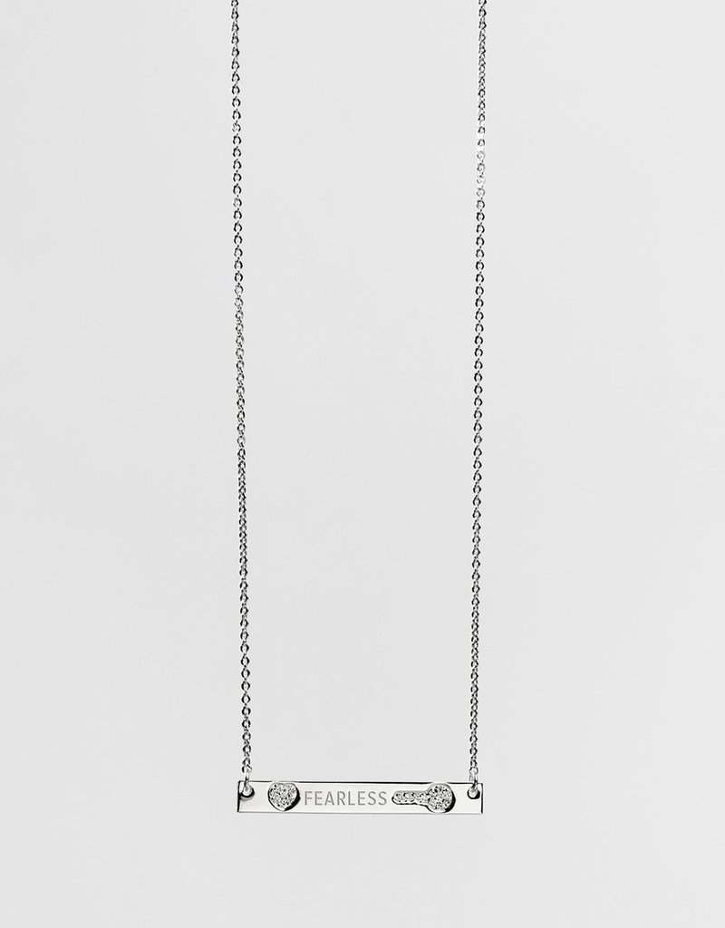 The Giving Keys Bar Necklace