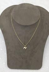 Studio III.XX Charm + Pearl Necklace