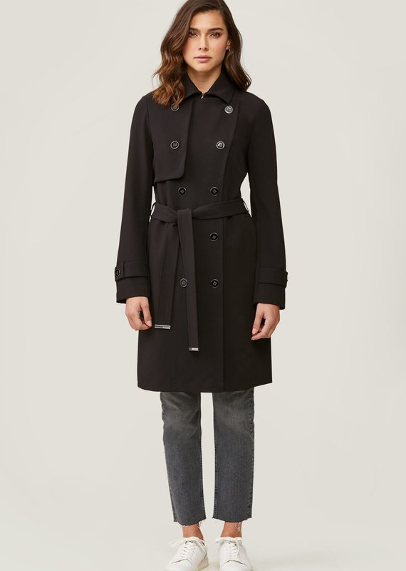 Soia and Kyo Antonina Long Coat