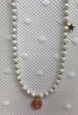 Studio III.XX Beaded Night Sky Necklace