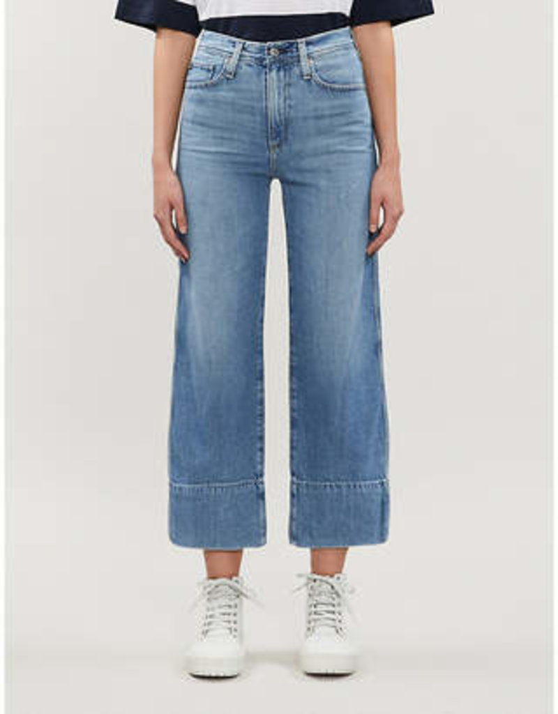 AG Etta Wide Leg Crop Jean