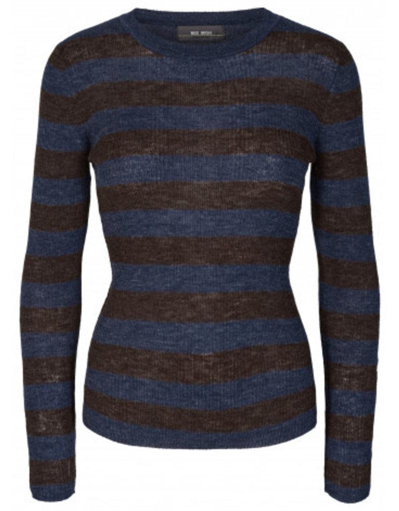Mos Mosh Hetty Stripe Knit