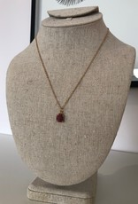 Studio III.XX Mini Stone Claw Necklace