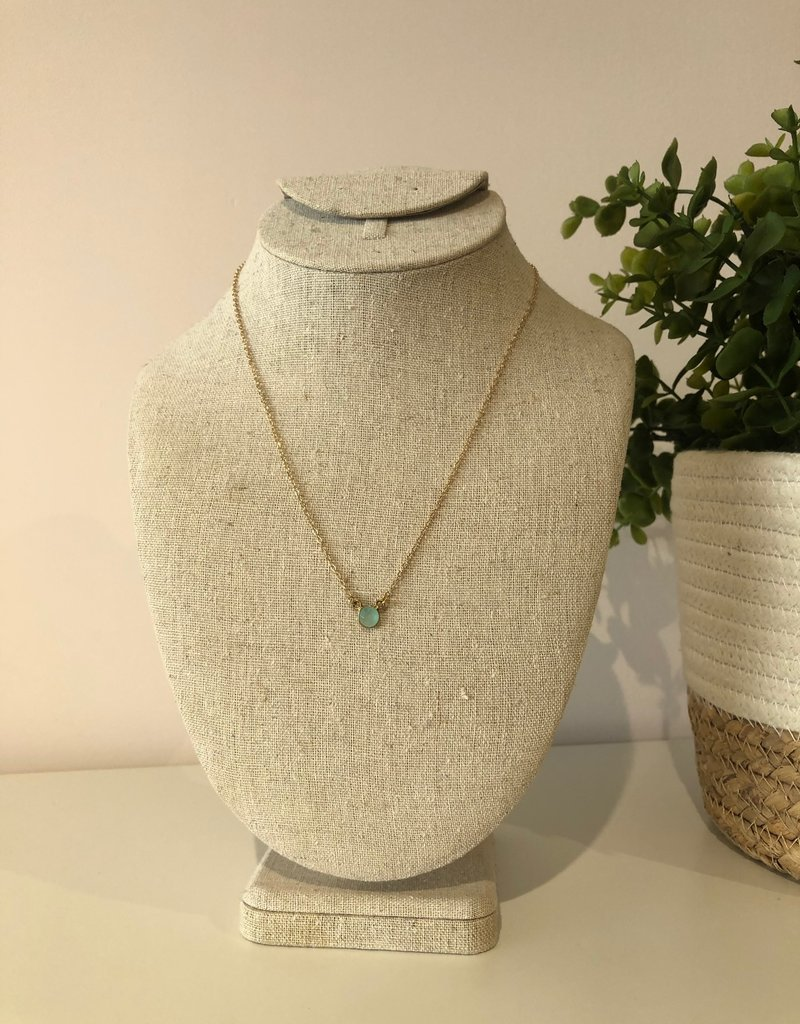 Studio III.XX 6mm Gemstone Necklace