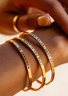 Mantrabrand Mantra Bracelet
