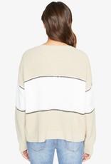 Sanctuary Billie Colour Block Sweater