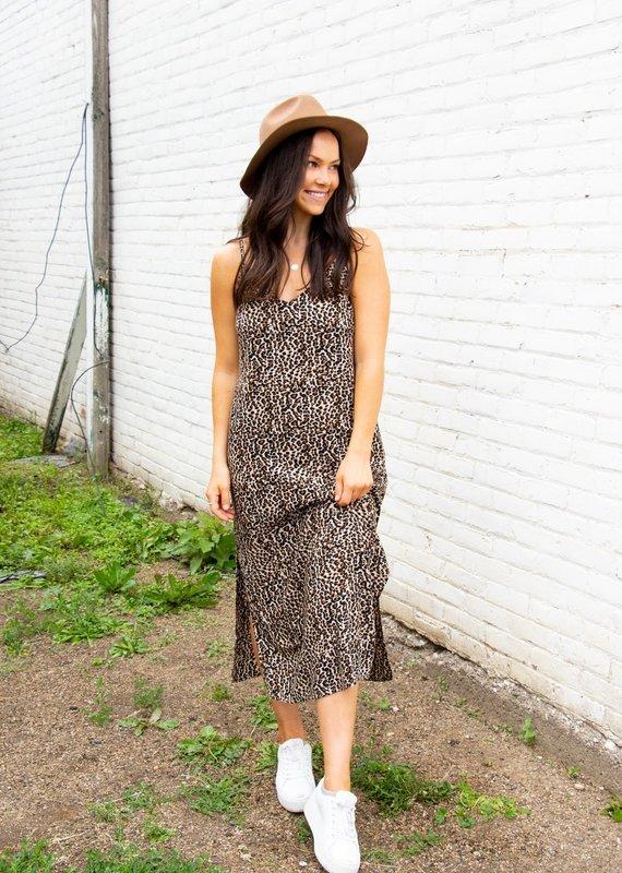 Brunette Showroom Slip Dress
