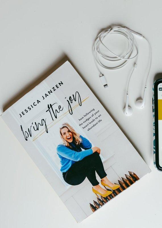 The Lewiston Label Bring The Joy Book