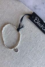 BlacKnot Jewellery Tribe Hill Sterling Silver Zodiac Bracelet