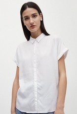 Armed Angels Zonjaa Short Sleeve Blouse