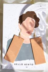 Hello Ashto Good Side Earrings