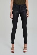 AG Farrah Skinny Ankle Leatherette