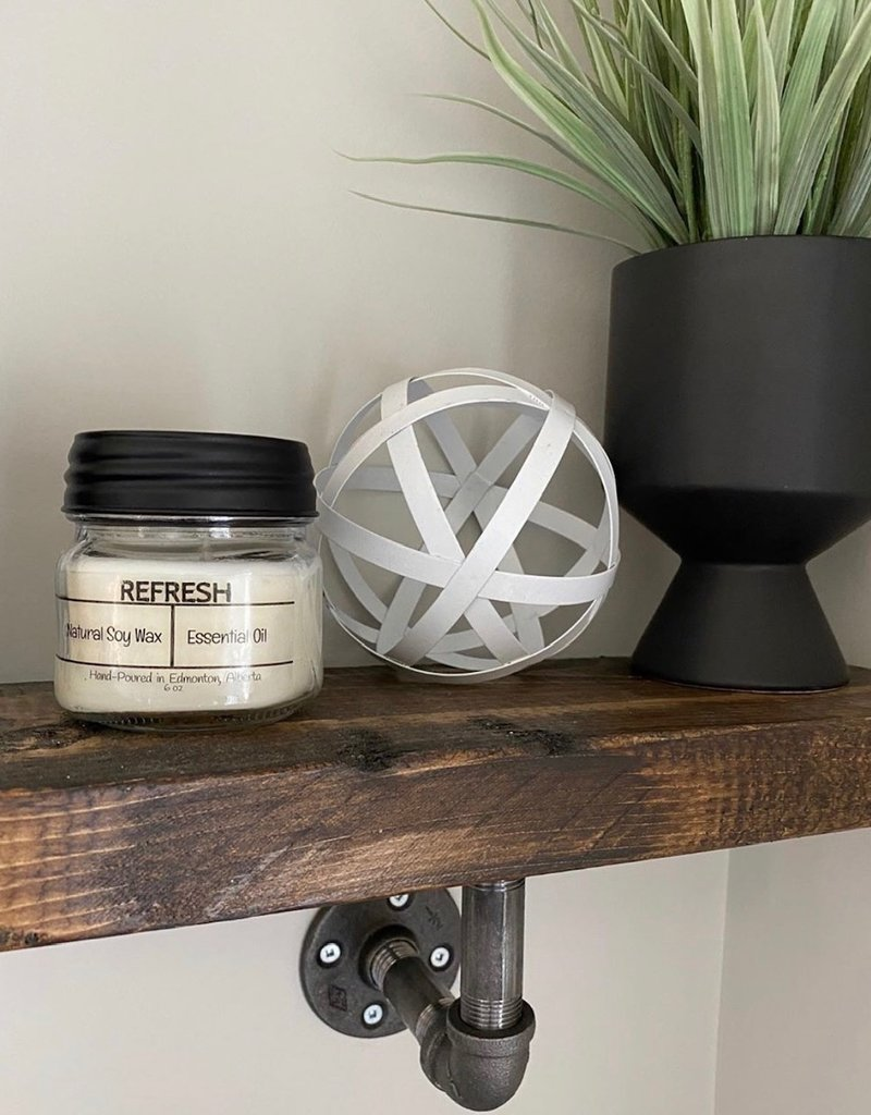 LD Designs 6oz. Soy Candles
