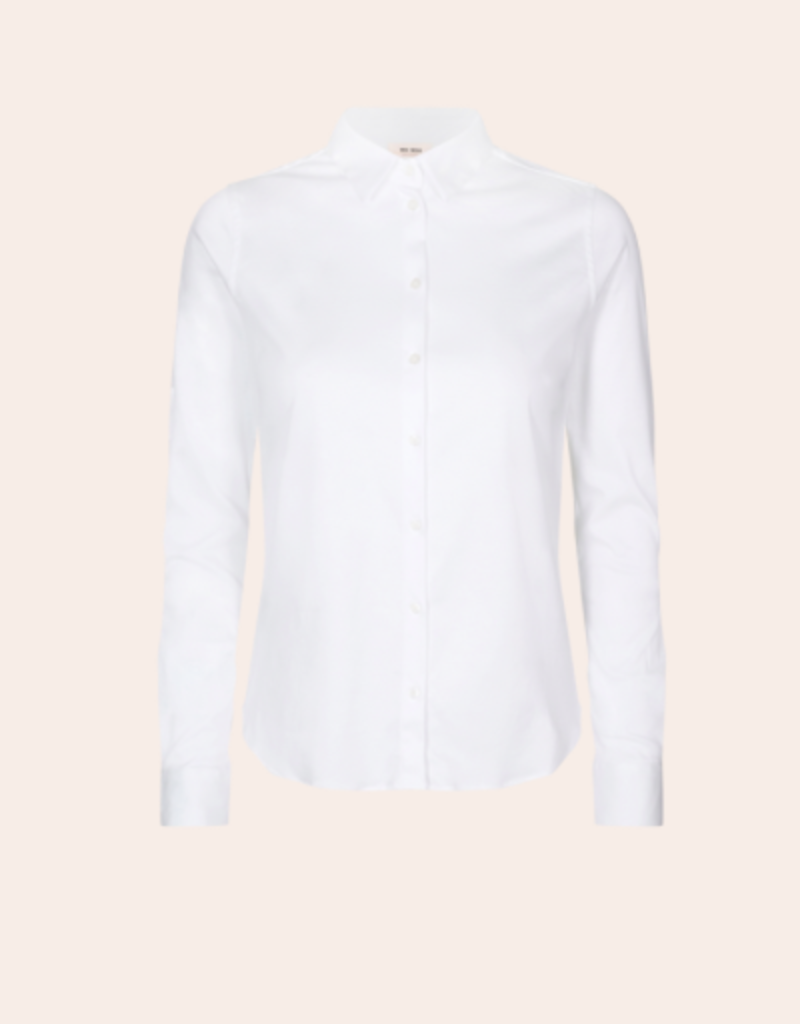 Mos Mosh Tina Jersey Button Shirt
