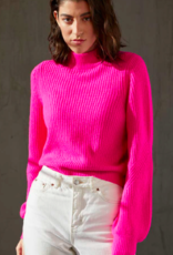 Autumn Cashmere Mock Neck Sweater