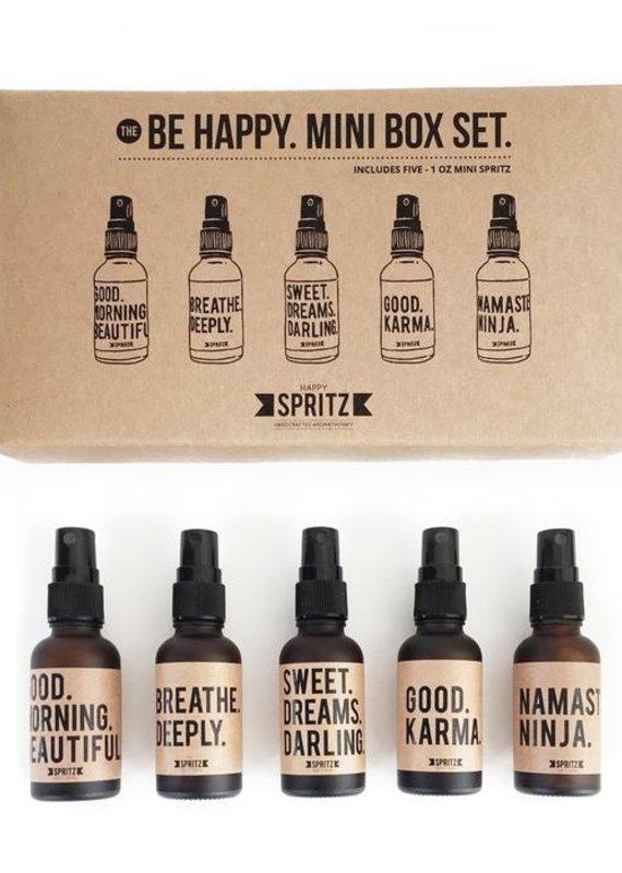 HAPPY SPRITZ Mini Box Set 30ml x 5