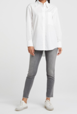 Yaya Cotton Poplin Shirt