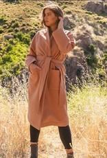 Gentle Fawn Caden Belted Coat