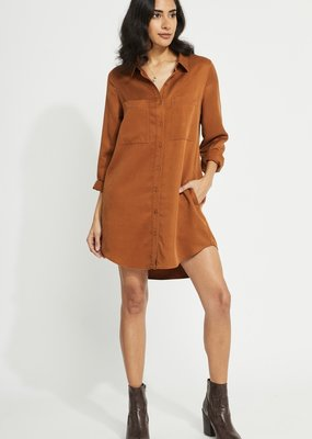 Gentle Fawn Aiden Shirt Dress