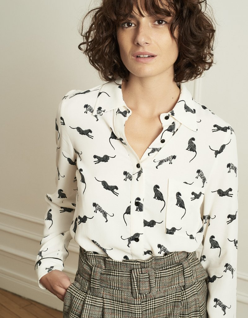 La Petite Francaise Cyril Button Down