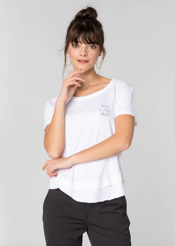 CHRLDR Mock Layer T-Shirt