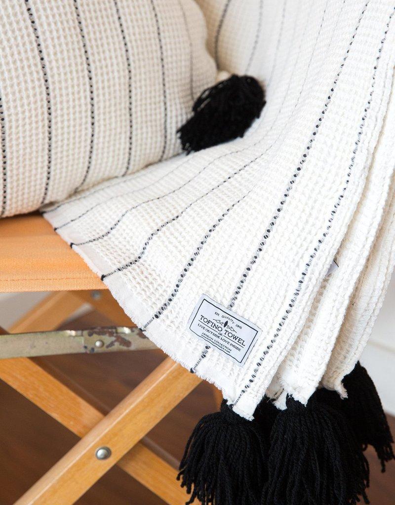 Tofino Towel Bungalow Throw Blanket