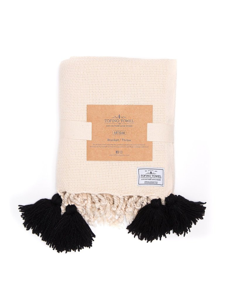 Tofino Towel Villa Throw Blanket