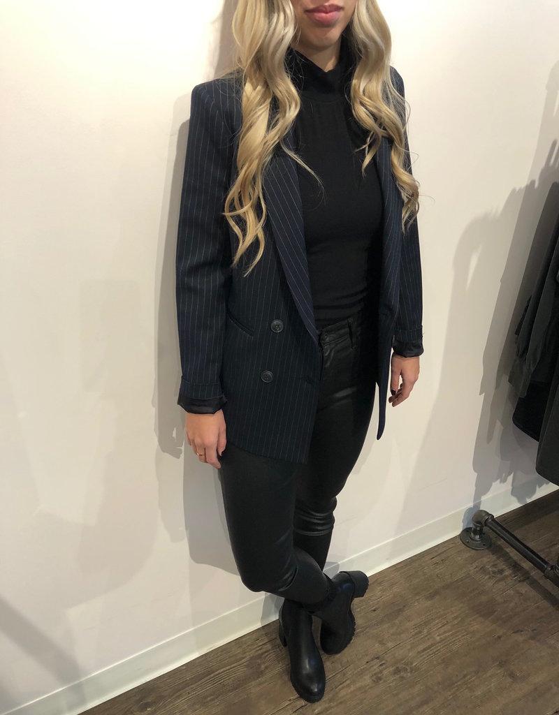 La Petite Francaise Valerie Pin Stripe Blazer