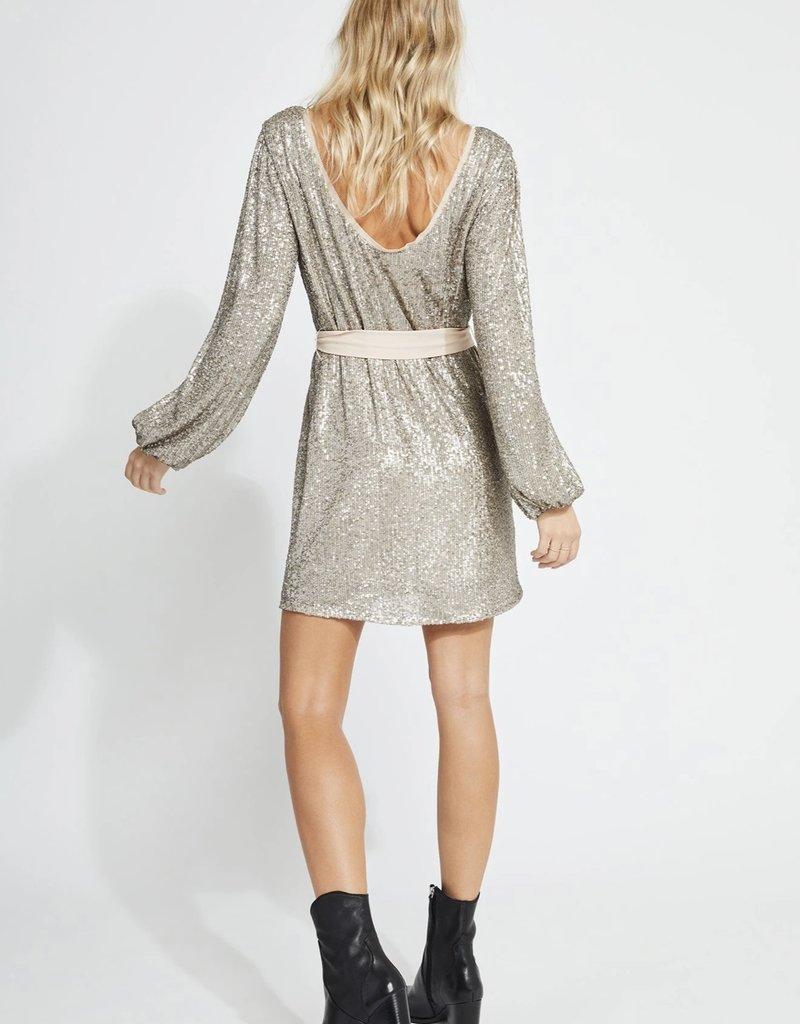Gentle Fawn Juliette Sequin Dress