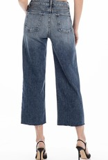 Fidelity Malibu High Wide Leg Crop