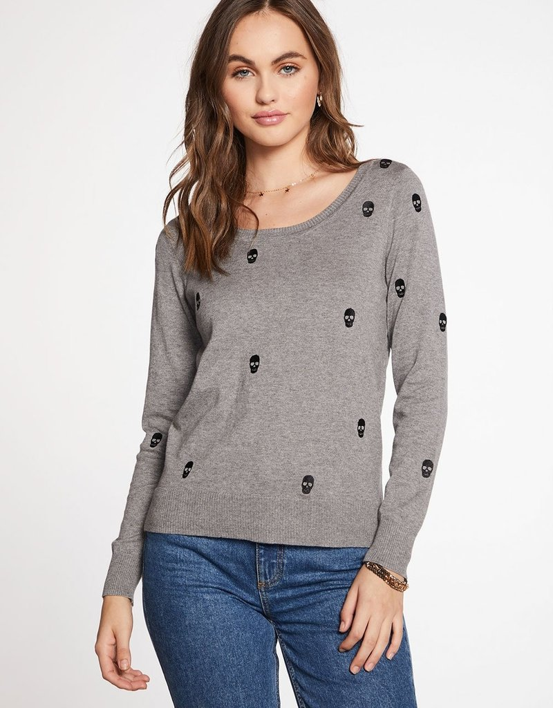 Chaser Cotton Cashmere Sweater
