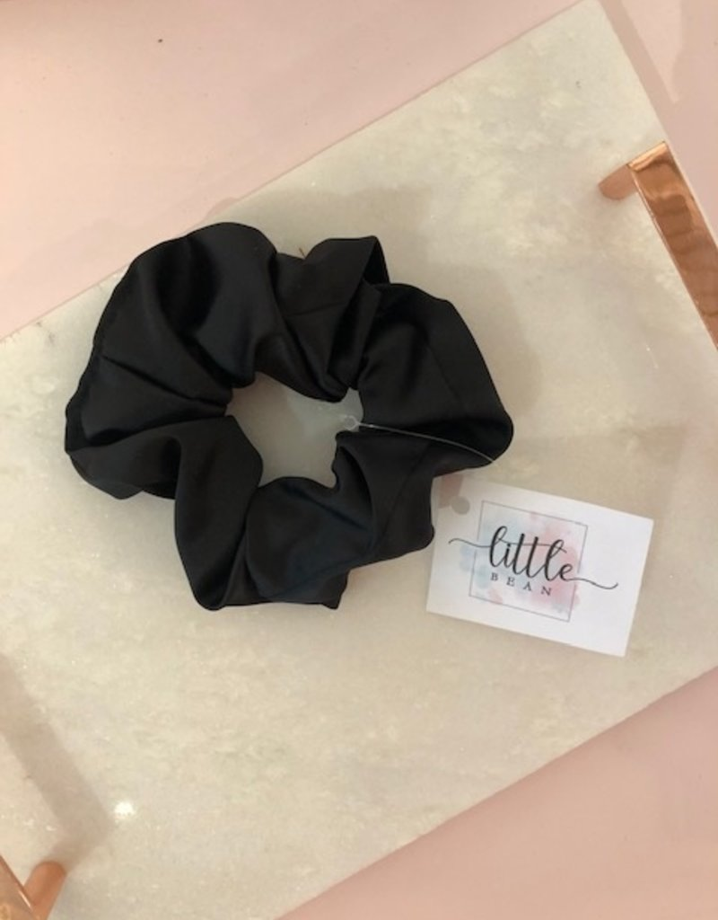 Little Bean YEG Satin Sleep Scrunchie