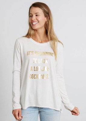 good hYOUman Suzanne Long Sleeve