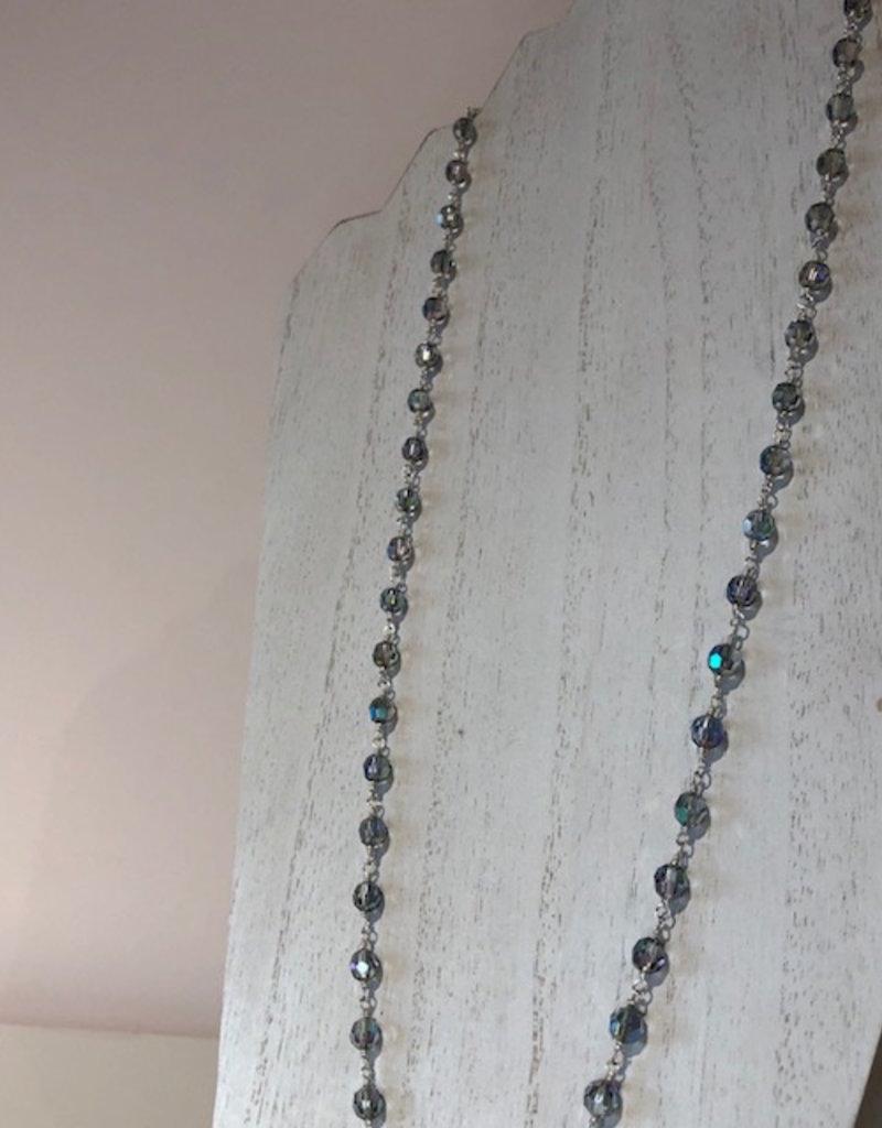 BlacKnot Jewellery Swarovski Crystal Necklace