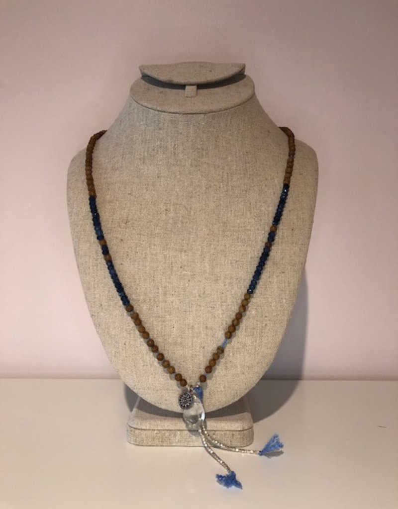 BlacKnot Jewellery 3mm bead Necklace
