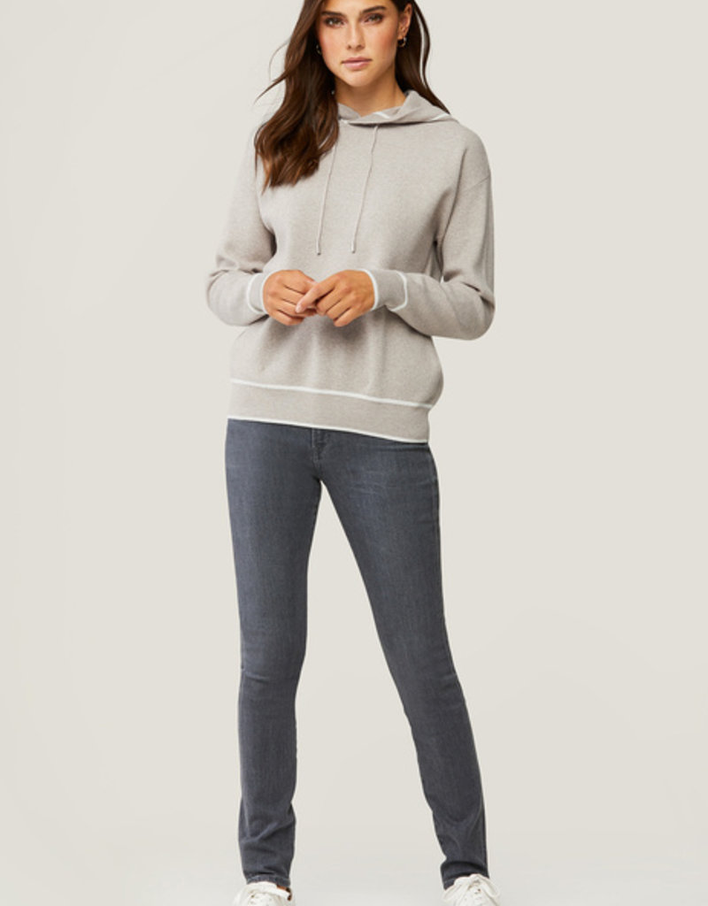 Soia and Kyo Leila Knit Hoodie