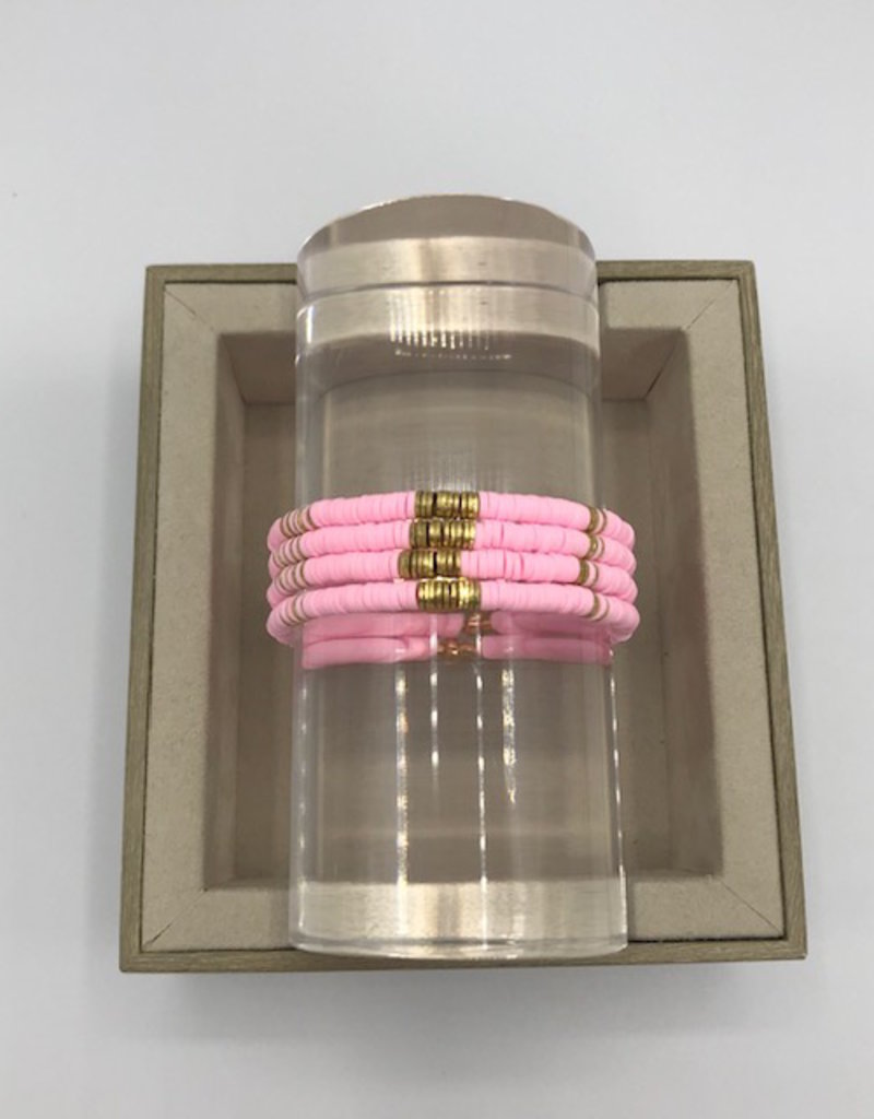 Studio III.XX 4mm Disk Bracelete